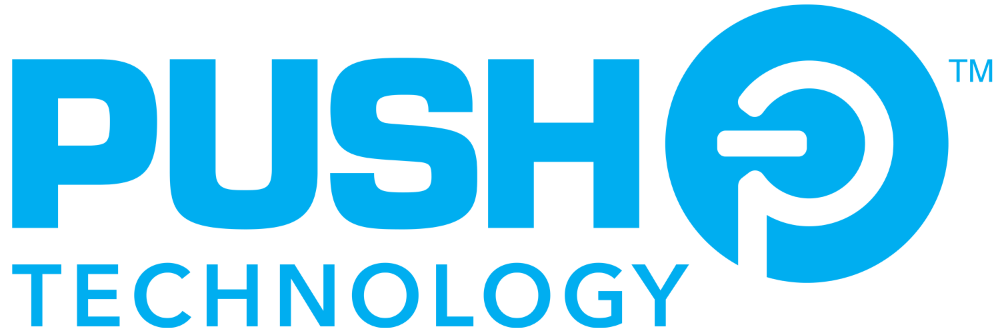 Push technology logo